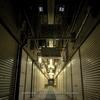 門司港散策(4):門司中央市場,夜のしじまに。