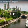 緑あふれる大都会 カナダの首都オタワの旅