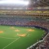 夏の名古屋旅行(2)ナゴヤドームで野球観戦