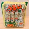 Day188:うまい棒ダイエットヽ(^o^)丿チビチビ食べてノンストレス☆