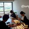 レッスンレポート)3/24本川町教室 タティングレースがじわじわ人気です