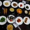 2018_子連れソウル旅行4:韓国グルメ、青受亭のムール貝の炊き込みご飯