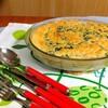 ほうれん草とパルミジャーノチーズのふわふわスフレ【レシピ】