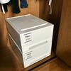 【絶妙なサイズ展開のフィッツケース】奥行き浅めのクローゼットに最適