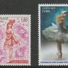 アンナ・パブロワの切手