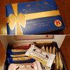 本日のおやつはスウェーデンのチョコレート<頂き物シリーズ>