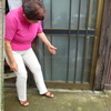 29日、集中豪雨で床上浸水した地域を小熊市議とともに調査。  30日、比例東北ブロック候補のふなやま由美さんが福島入りし、街頭宣伝と集会。仙台市長選挙に質問が集中。