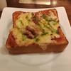 むさしの森珈琲 ピザトースト