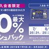 イオン銀行×イオンカードの20%還元キャンペーンがいよいよスタート。準備できた?