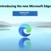 ChromiumベースのMicrosoft Edgeを使ってみました!