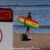 1月のハワイのお気に入り写真・・親子のほのぼの、、