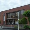 笠岡市立図書館を訪れる