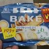 ふわっととろけるパリッとショコラ 森永製菓 ベイク ホワイト ラングドシャ仕立て 食べてみました