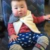 1歳になりました!:成長の記録その2