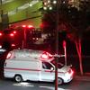 救急車1台消防車7台