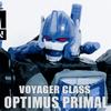 トランスフォーマー:KINGDOM War for Cybertron オプティマスプライマル(ビーストコンボイ)vsパレオトレックス