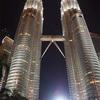 【マレーシア・シンガポール旅行】⑦ペトロナスツインタワーで食事と噴水を楽しむ
