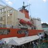 自衛隊護衛艦乗艦記(5)南極観測船「しらせ」乗船へ。