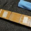 ギターやベースのフレット磨きには銀磨きクロスが便利だった話