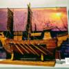 鴻臚館跡展示館の遣唐使、鴻臚館跡の解明、8世紀のトイレ跡等を解説!