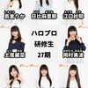 【ライブレポート】2017年3月11日(土)Hello! Project 研修生発表会 2017 3月 ~Marching!~参戦 その1