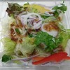 ランチ Vol.5 <冷凍食品でランチ・サラダと生パスタ・えびピラフ/お好み焼き・焼きそば>