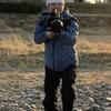 多摩川でのジンバル撮影