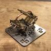 4気筒ミニスチームエンジン