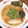 明石駅付近の居酒屋「一龍亭」で「醤油鶏豚骨らーめん」と「五目チャーハン」を食べた感想