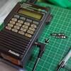 骨董品ハンディ無線機FT-728の底面電源供給のために型取りしてみよう