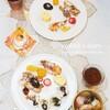 元旦の朝ごはん/My Homemade Breakfast on January 1/อาหารเช้าฉลองวันปีใหม่ที่ทำเอง