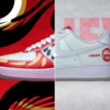 "【完売しました】""NIKE AIR FORCE 1 DARUMA (DD9941-100)"""