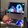 DELLのコンセプト2画面PCが近未来過ぎる!〜キーボードの置き場所と画面表示のリンクが「カメレオン」(CES2020)〜