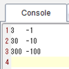 TI-Nspire & Lua / スクリプティングのヒント / クロージャを使う 3 / テーブルに函数を格納する
