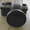 「Nikon New FM2」フィルムカメラを始めてみました。