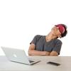 勉強する前に眠くなる理由を考えて対策すれば効率よく勉強できる