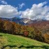 秋の白馬八方尾根「北尾根高原」紅葉が最高に綺麗だよ!
