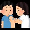 大学進学前に予防接種。ウチの子はMR(麻疹風疹混合)ワクチン接種を追加で1回受けました。