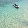 ギリメノ島(Gili Meno)・・・海の美しさに驚く