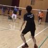 やまと選手 準優勝!鈴亀地区中学校バドミントン大会