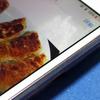 iPhone SE「内部」に染みこんだ、北海道マラソンの汗と給水