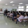 1年生家庭教育学級開講式