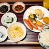 福井マンテンホテル駅前の朝食