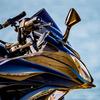 【KAWASAKI】Ninja 650のカスタムパーツ!U-Kanayaのアルミビレットレバー!