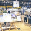 今、紙モノがアツい街、大阪
