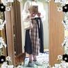 【コーディネート】【ファッション】~20年4月19日のコーディネート  プチプラ プチプラコーディネート 大人かわいい