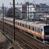 第469列車 「 中央本線のモノクラスE233系を狙う 2018冬 東京遠征その6    」