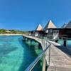 ニューカレドニア⑦ 【1島1リゾート】メトル島『エスカペード・アイランド・リゾート』へ【水上バンガロー】
