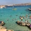 夏休み in Malta 〜コミノ島 ブルーラグーン編〜