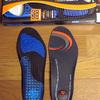 ソフソール エアープラス で、登山靴のサイズ調整はできるのか
